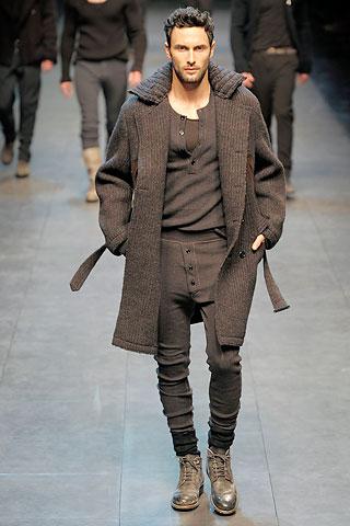 Dolce Amp Gabbana Menswear Fall Winter 2010 Searching For