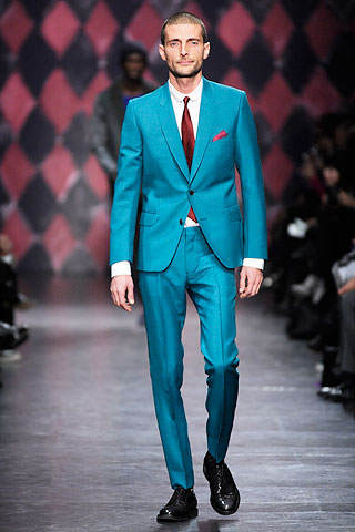 Paul Smith Menswear Fall Winter 2010 Searching For Style