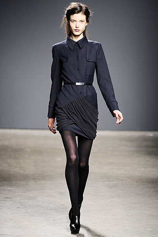 Doo Ri Fall Winter 2010 Searching For Style