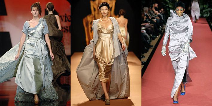 vivienne westwood dresses catwalk. Vivienne Westwood catwalk