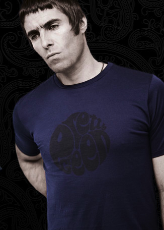 liam gallagher pretty green. Liam Gallagher, at least he#39;s