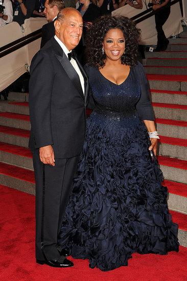 Oprah winfrey in oscar de la renta only oprah and her bust can get