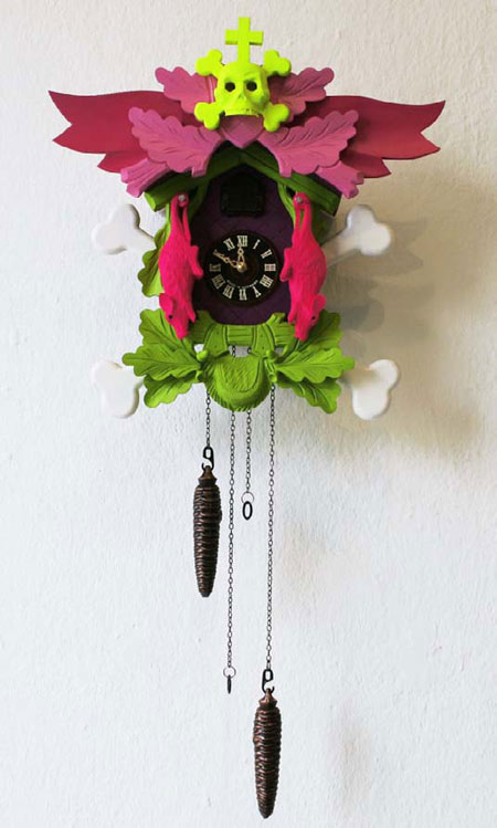 love stefan strumbel cuckoo clocks searching for style