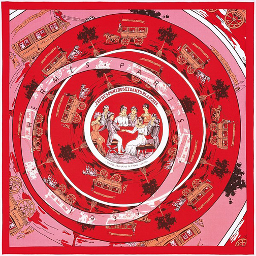 Best Of Searching For Style The Making An Hermes Scarf