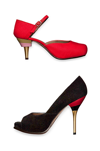 2010 Fall Fashion  Women on Love  Marni Fall 2010 Shoes   Searching For Style