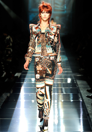 Jean Paul Gaultier Spring Summer 2011 Searching For Style