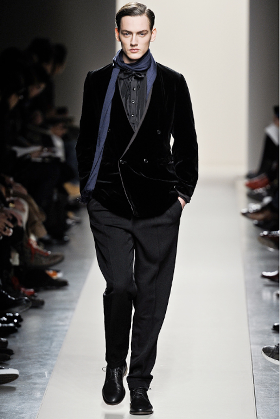 Bottega Veneta, menswear, Bottega Veneta menswear, autumn winter 2011, fall 2011, menswear catwalks, fashion shows
