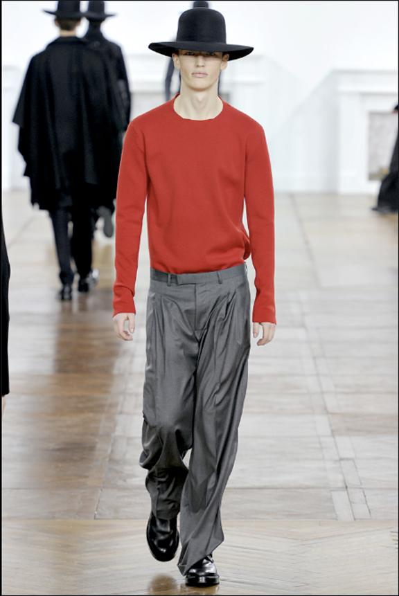 Dior Homme, Christian Dior, Kris Van Assche, menswear, autumn winter 2011, fall 2011, menswear catwalks, fashion shows