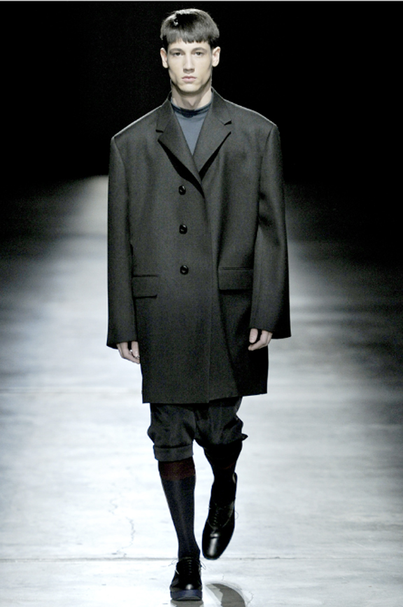Prada, menswear, autumn winter 2011, fall 2011, menswear catwalks, fashion shows