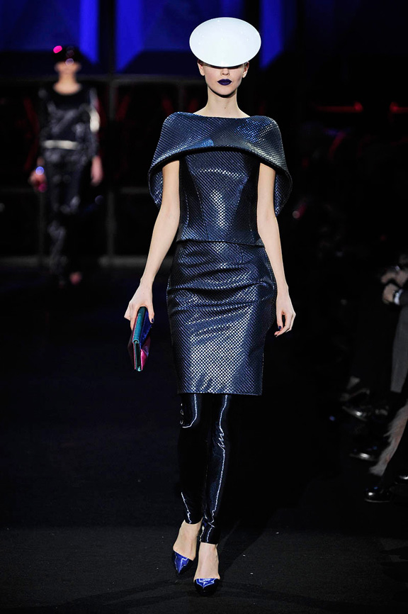 Giorgio Armani, Armani Privé, haute couture, Paris, evening wear, wedding gowns, dresses, spring summer 2011