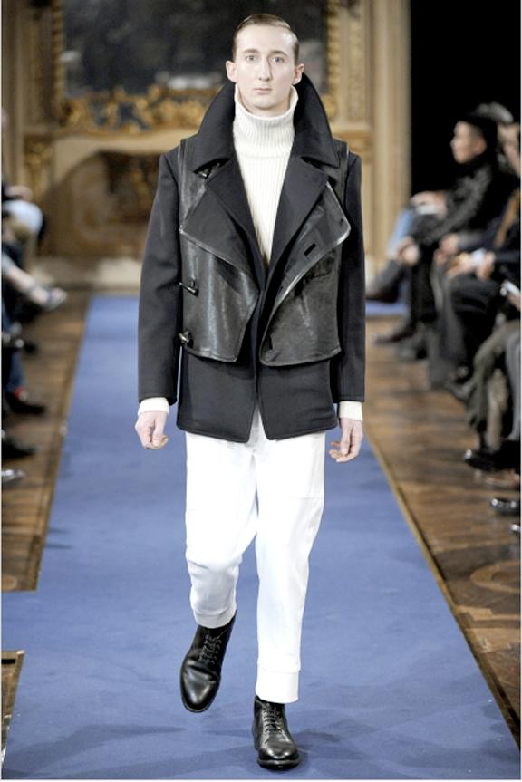 Alexander McQueen, menswear, autumn winter 2011, fall 2011, menswear catwalks, fashion shows, Sa