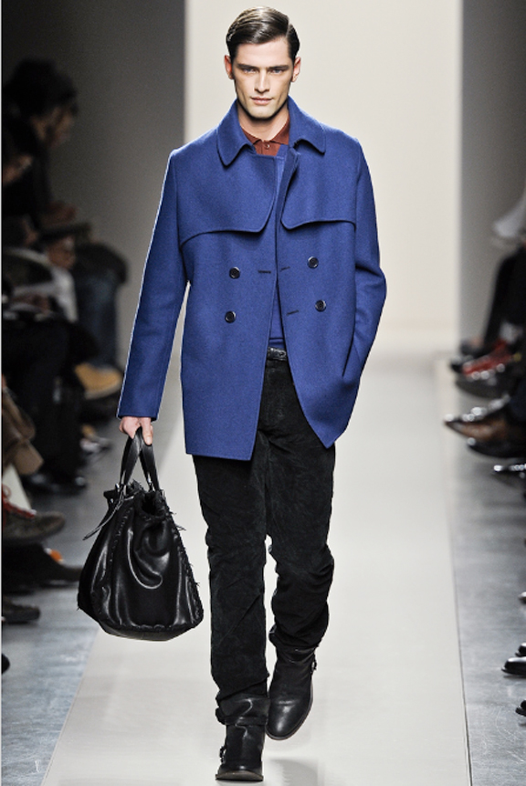Bottega Veneta, menswear, Bottega Veneta menswear, autumn winter 2011, fall 2011,