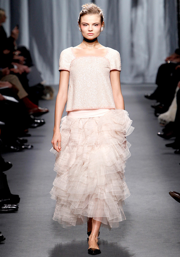 Chanel, Karl Lagerfeld, Haute Couture, luxury, evening gowns, brid