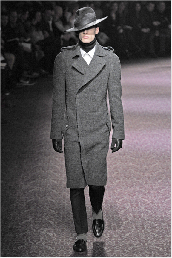 Lanvin, Alber Elbaz, menswear, autumn winter 2011, fall 2011, menswear catwalks, fashion shows, mens suits