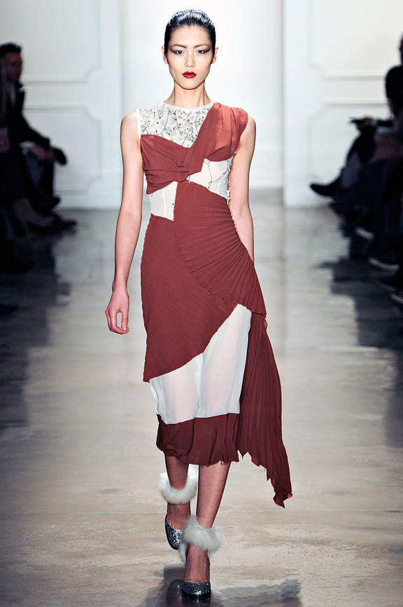 Altuzarra, New York Fashion Week, womenswear, autumn winter 2011