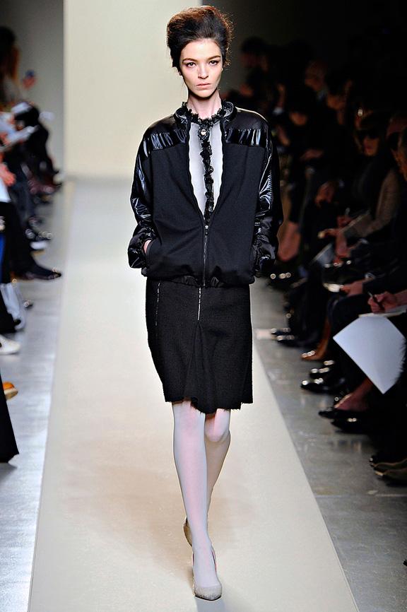 Bottega Veneta, Tomas Maier, womenswear, Milan fashion week, autumn winter 2011