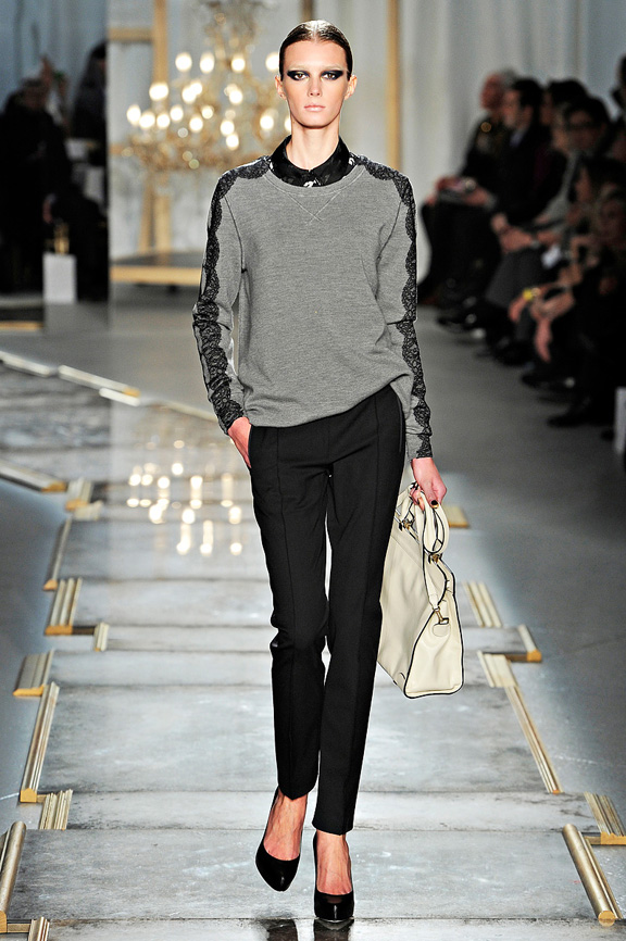 Jason Wu, New York Fashion Week, womenswear, autumn winter 2011