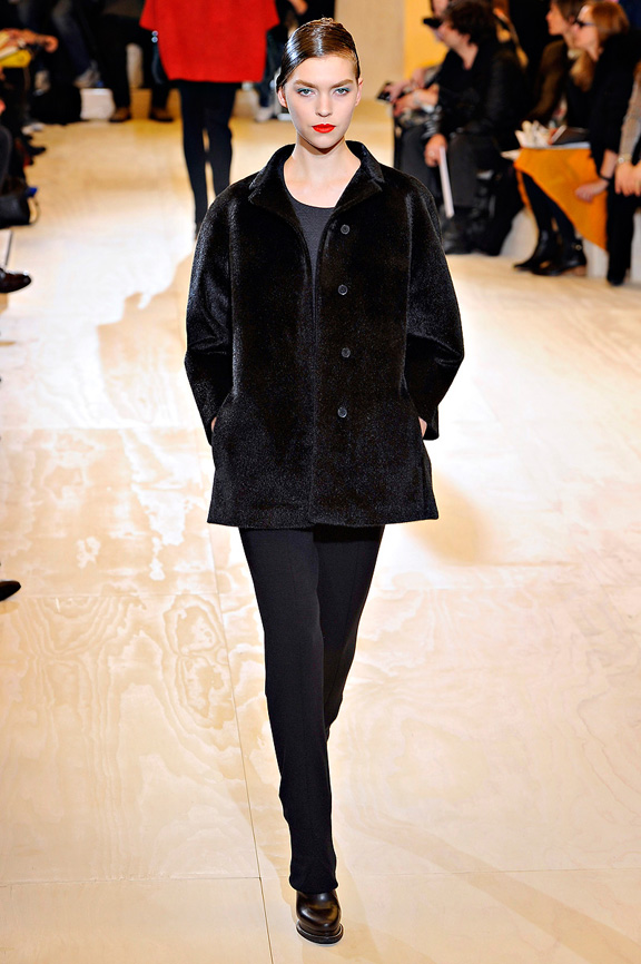 Jil Sander, Raf Simons, womenswear, Milan fashion week, autumn winter 2011