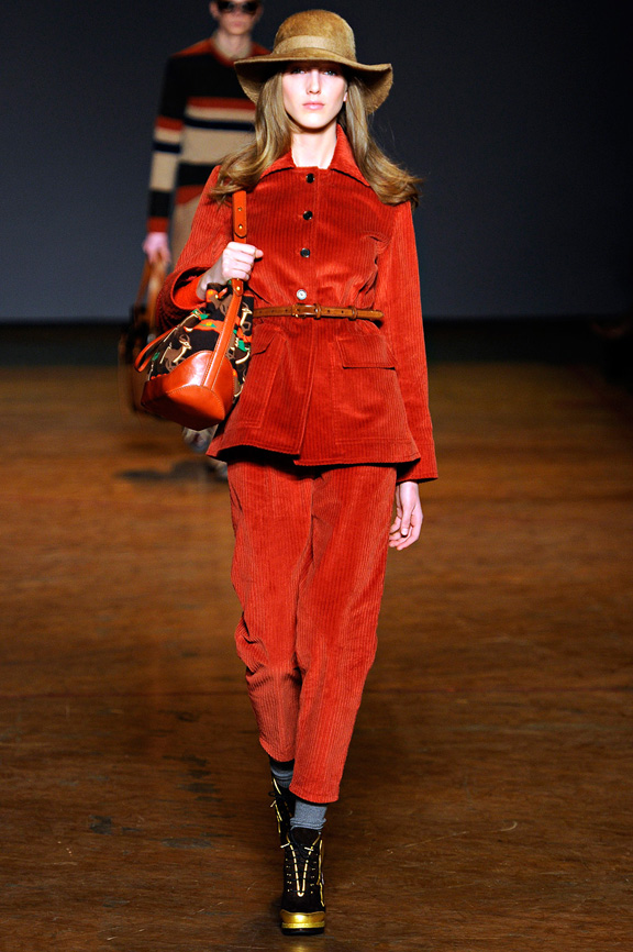 Marc by Marc Jacobs, New York Fashion Week, womenswear, autumn winter 2011