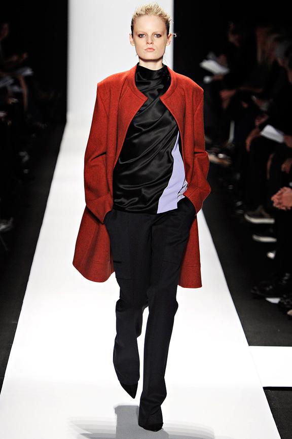 Narciso Rodriguez, New York Fashion Week, womenswear, autumn winter 2011