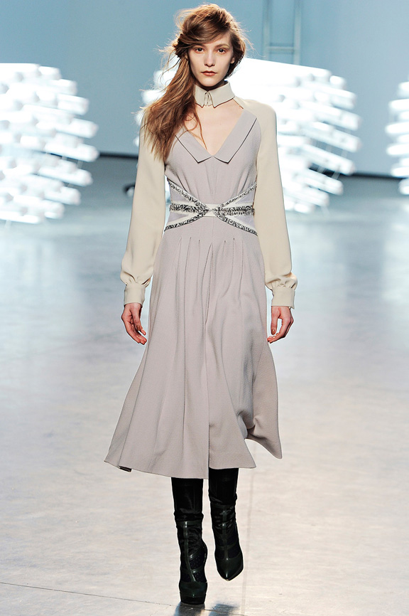 Rodarte, New York Fashion Week, womenswear, autumn winter 2011