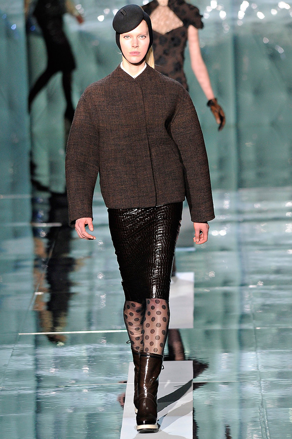 Marc Jacobs, New York Fashion Week, womenswear, autumn winter 2011