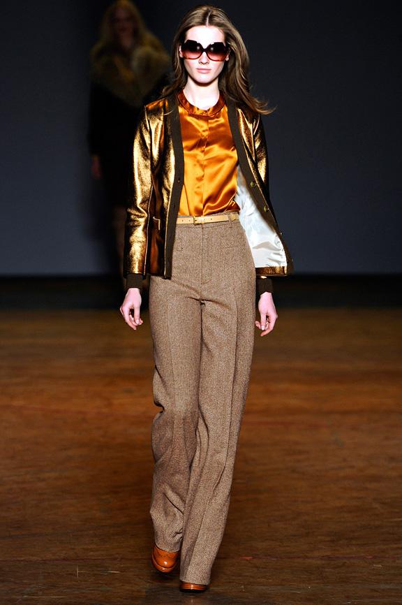 Marc by Marc Jacobs, New York Fashion Week, womenswear, autumn winter 2011