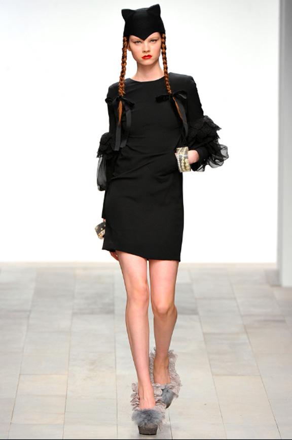 PPQ, Autumn Winter 2011, London Fashion Week