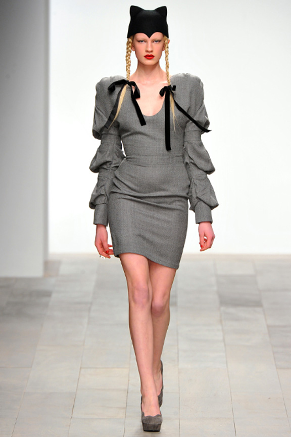 PPQ, Autumn Winter 2011, London Fashion Week
