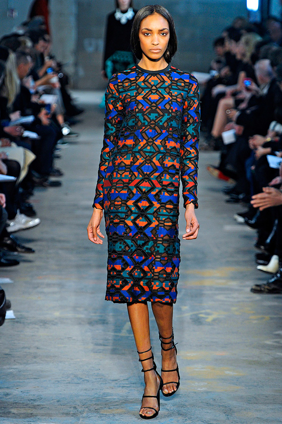 Proenza Schouler, New York Fashion Week, womenswear, autumn winter 2011
