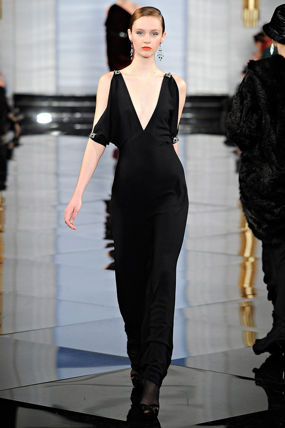 Ralph Lauren, New York Fashion Week, womenswear, autumn winter 2011