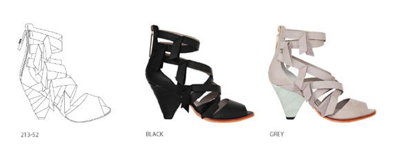 Finsk, Spring Summer 11, desigenr shoes, luxury footwear