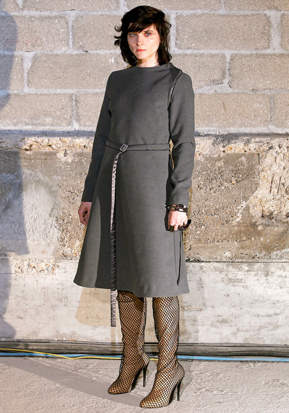 Maison Martin Margiela, autumn winter 2011, Paris fashion week, womenswear