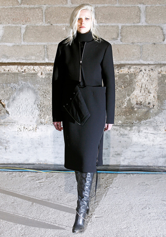 Maison Martin Margiela, autumn winter 2011, Paris fashion week, womenswear