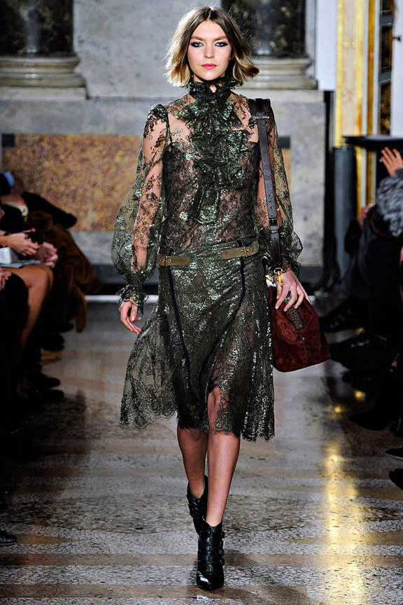 Pucci, Peter Dundas, autumn winter 2011, Milan fashion week, womenswear