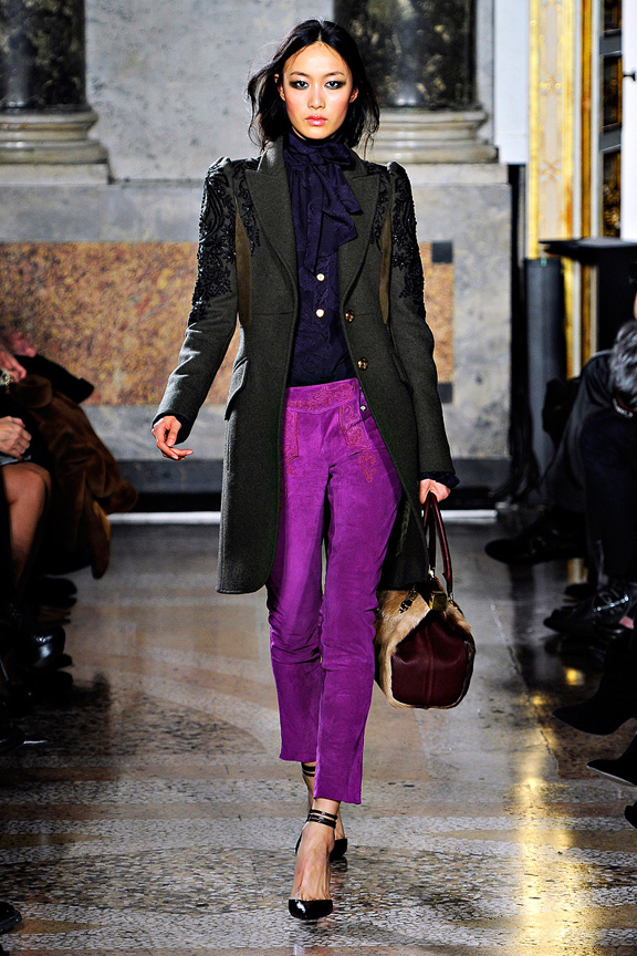 Pucci Autumn Winter 2011