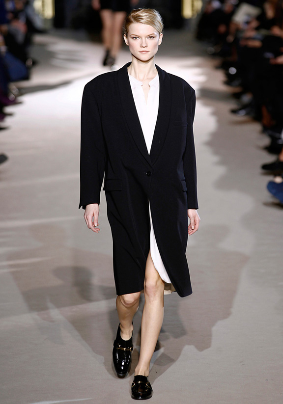 Stella McCartney, autumn winter 2011, Paris fashion week, womenswear