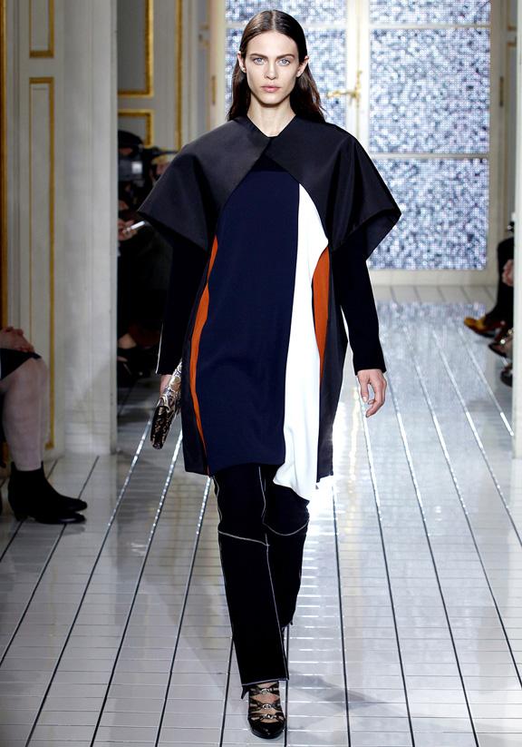 Balenciaga, Nicolas Ghesquiere, autumn winter 2011, Paris fashion week, womenswear
