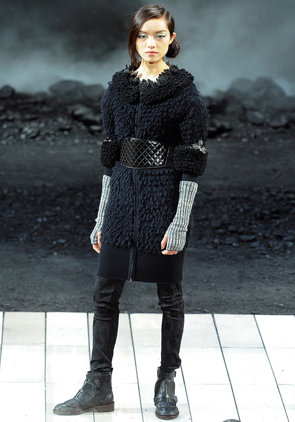 Chanel, Karl Lagerfeld, autumn winter 2011, Paris fashion week, womenswear