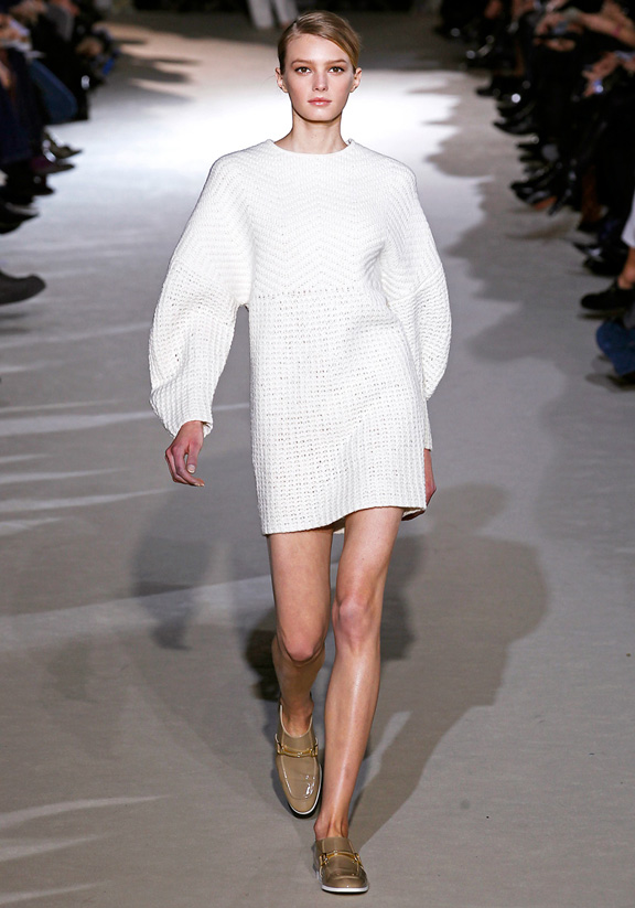 Stella McCartney, autumn winter 2011, Paris fa
