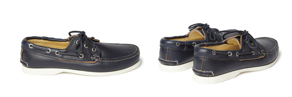 boat shoes, menswear, Quoddy, Mr Porter, shoes