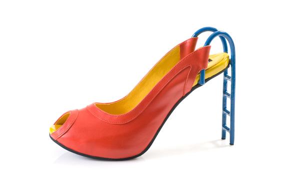 Kobi Levi, amazing shoes, designer shoes, Israeli designers, Israeli fashion