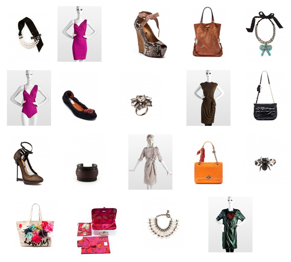 Lanvin, designer clothing, Rodarte, luxury