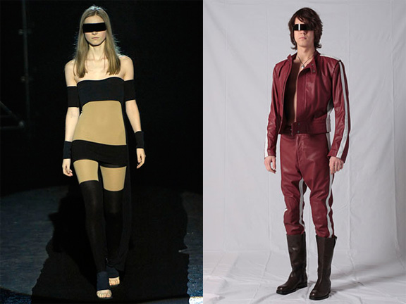 Maison Martin Margiela, Fashion Fact, spring summer 2008, fall winter 2008, menswear
