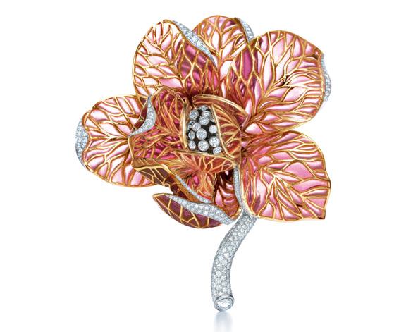 Tiffany, brooch, fine jewelry