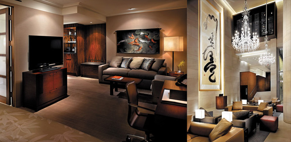 Mandarin Oriental, Shangri-La Hotel, excellent customer service, Asian hospitality, Cathay Pacific