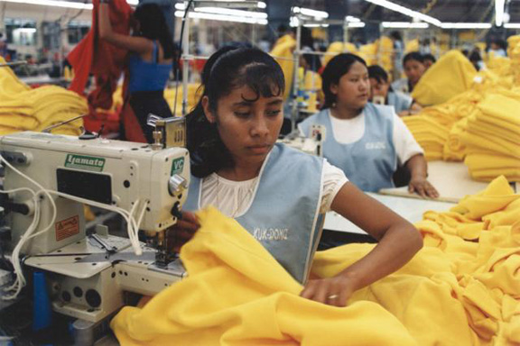 sweatshop, eco fashion, garment industry