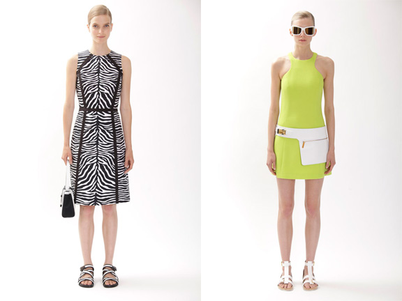Michael Kors, Resort 2012, cruise collections