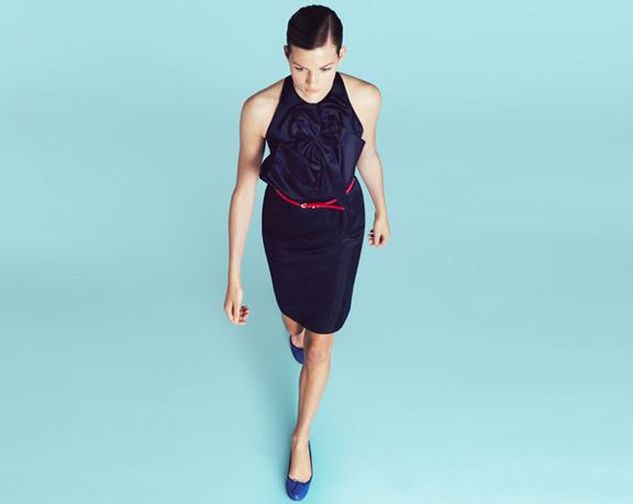 Prabal Gurung, J Crew, spring summer 2011, designer collaborations