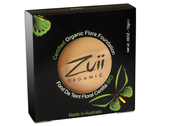 Zuii powder foundation, organic cosmetics, natural cosmetics, beauty brief, Whole Foods
